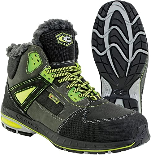 Cofra Road Game S3 Ci SRC Paire de Chaussures Chaussures Chaussures de sécurité Taille 47 Noir aee