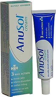 Anusol Haemorrhoids (Piles) Treatment Cream (3 Pack
