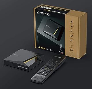 Formuler Z8 Pro 4K Ultra High-Definition Android OTT 5G TV Box Media Streamer - Black