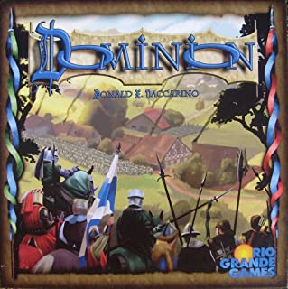 Rio Grande Games - Dominion: First Edition