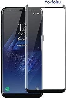 Samsung Galaxy S9plus Screen Protector, Edge-To-Edge Full Screen Cover, Anti-Scratch Anti-Shock Bubble Free Anti-fingerprint High Definition Tempered Glass Screen Protector for Samsung Galaxy S9+