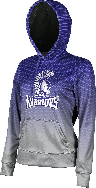 ProSphere Winona State University Girls' Pullover Hoodie, School Spirit Sweatshirt (Zoom)