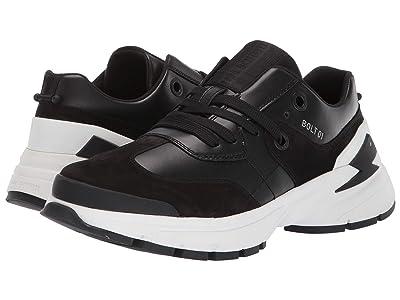 Neil Barrett City Sneaker (Black/White) Men