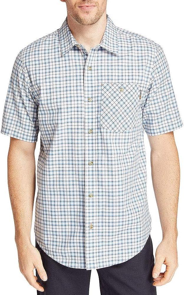 Timberland PRO Men's Washington Mall Plotline Short Tall Sleeve Work Shirt Big Popular products