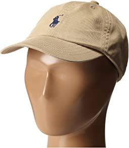 Polo Ralph Lauren Kids Classic Cap (Toddler)