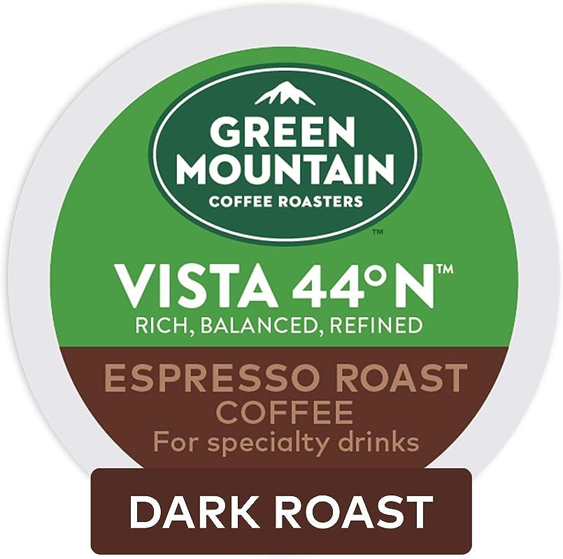 Green Mountain Coffee Roasters Vista 44 N Single Serve Coffee K Cup Pod Flavored Coffee 48