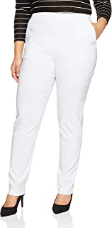 My Size Women's Plus Size Village Pocket Pant