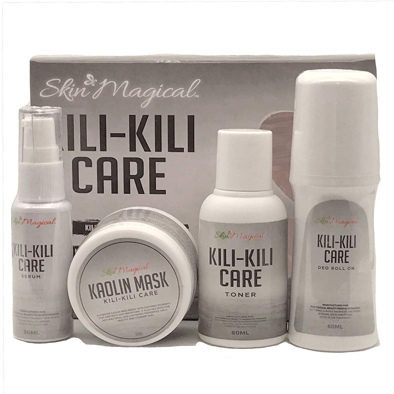 4-Piece Set Free shipping Skin Magical KILI-KILI Year-end gift Care