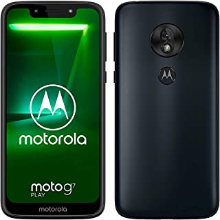 Motorola Moto G7 Play XT1952 Dual-SIM 32GB Factory Unlocked 4G/LTE Smartphone - International Version (Deep Indigo)