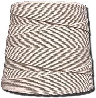 T.W Evans Cordage 06-120 12 Poly Cotton Twine 2-Pound Cone, 3200-Feet