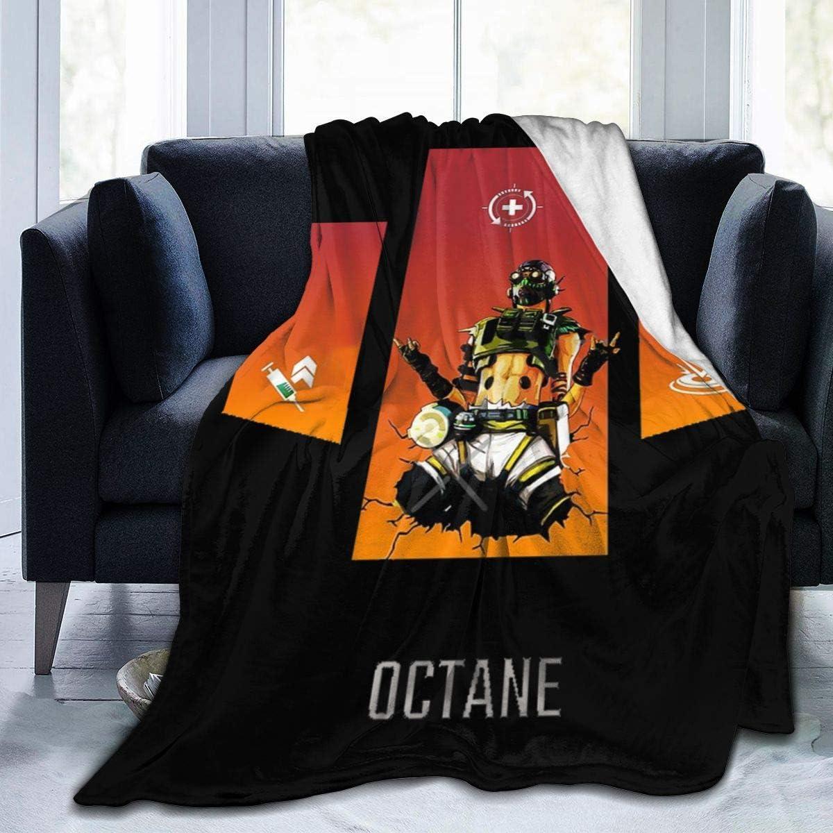 safety Hamiltion Apex Legends Lightweight Regular store Bedding Soft Blanket Flannel