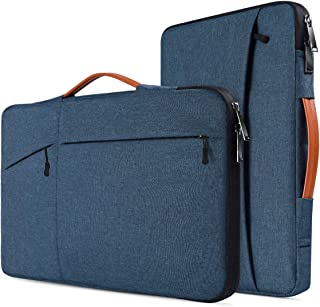CaseBuy PCスリーブケース ノートパソコン ケース ラップトップ スリーブケース 17-17.3インチ 防水/衝撃吸収/保護 Dell Inspiron 17 ASUS Lenovo LG MSI GS75 GL75 に対応 17.3インチインナーケース インナーバック PCケースパソコンバッグ(ブルー)