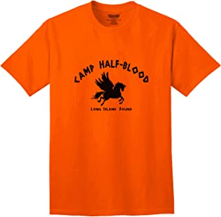 Camp Half Blood Adult Mens Half-Blood T-Shirt