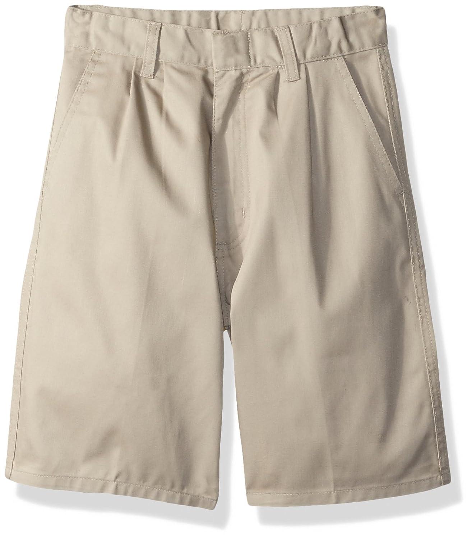 純正School Uniforms Boysプリーツフロントショーツ