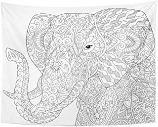 Valentina Harper Ruby The Elephant Tapestry - Urban Outfitters ... | 256x320