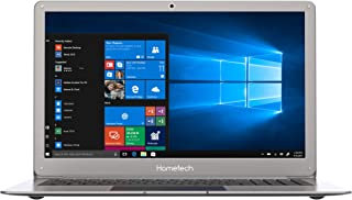 Hometech Alfa 500C 15.6 inç Dizüstü Bilgisayar Intel Celeron 4 GB 500 GB Intel HD Graphics Windows 10, Metalik
