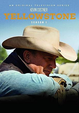 Yellowstone Season One DVD