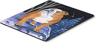 Caroline's Treasures Mouse/Hot Pad/Trivet, Starry Night English Bulldog (SS8405MP)