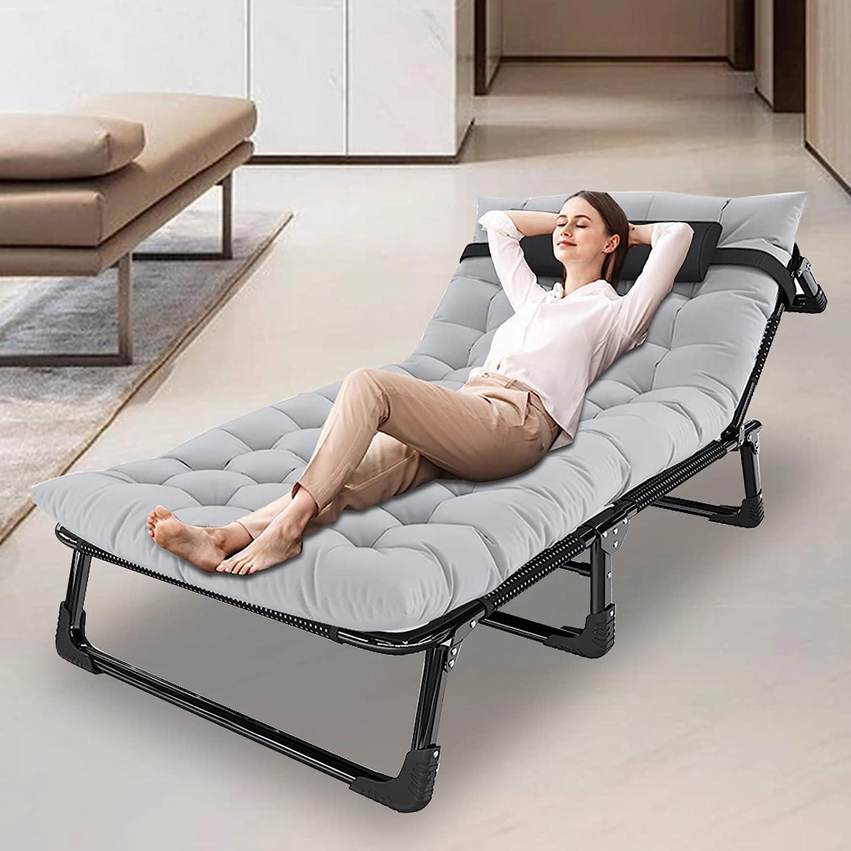 Barbella Folding Lounge Chair Seasonal Wrap Ranking TOP9 Introduction Adult Adjustable 4-Position Recli