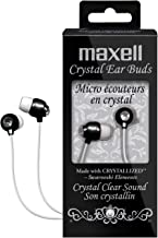 Best maxell crystal earbuds Reviews