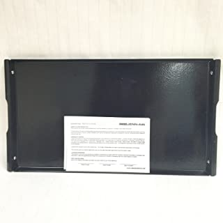 A341 Genuine OEM JennAir Electric Cooktop Range Black Griddle Grill Cover A341B