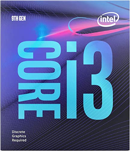 popular Intel Core i3-9100F Desktop Processor 4 Core Up to 4.2 sale GHz high quality without Processor Graphics LGA1151 300 Series 65W sale