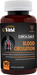 natural vitamins for blood circulation