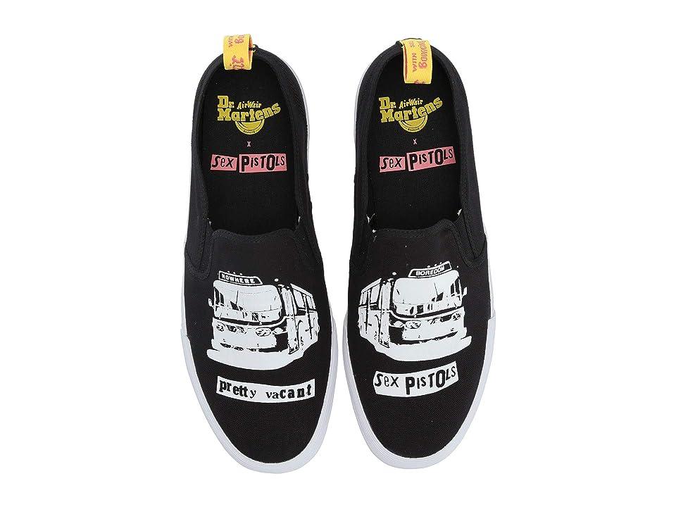 Dr. Martens Toomey Vista (Black/White) Shoes
