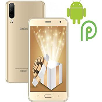 Moviles Libres 4G Android 9.0, J5+(2019) 16GB ROM/128GB Extensión ...