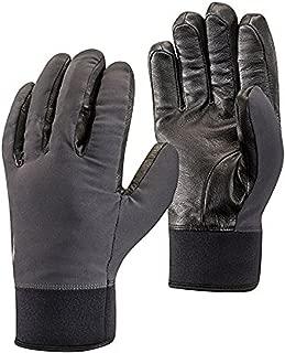 Black Diamond Heavyweight Softshell Gloves & Cooling Towel Bundle