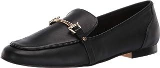 ALDO Women's Loafer, Metal Detail Flat
