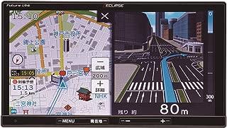 デンソーテン イクリプス(ECLIPSE) カーナビ AVN-R9 7型 地図無料更新 フルセグ ワンセグVICS WIDE SD CD DVD USB Bluetooth Wi-Fi トヨタマップマスター地図搭載 DENSO TEN