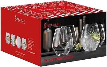 Spiegelau & Nachtmann Gin & Tonic glazen set beker 4-delig, 4810180
