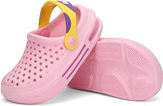 33-34 CN Rose 32//33 EU KVbaby Mules et Sabots Gar/çon Tongs Fille Chaussures de Plage et Piscine Hommes Femme Pantoufles de Bain Mixte Enfant D/ét/é Sandales de Parent-Enfant