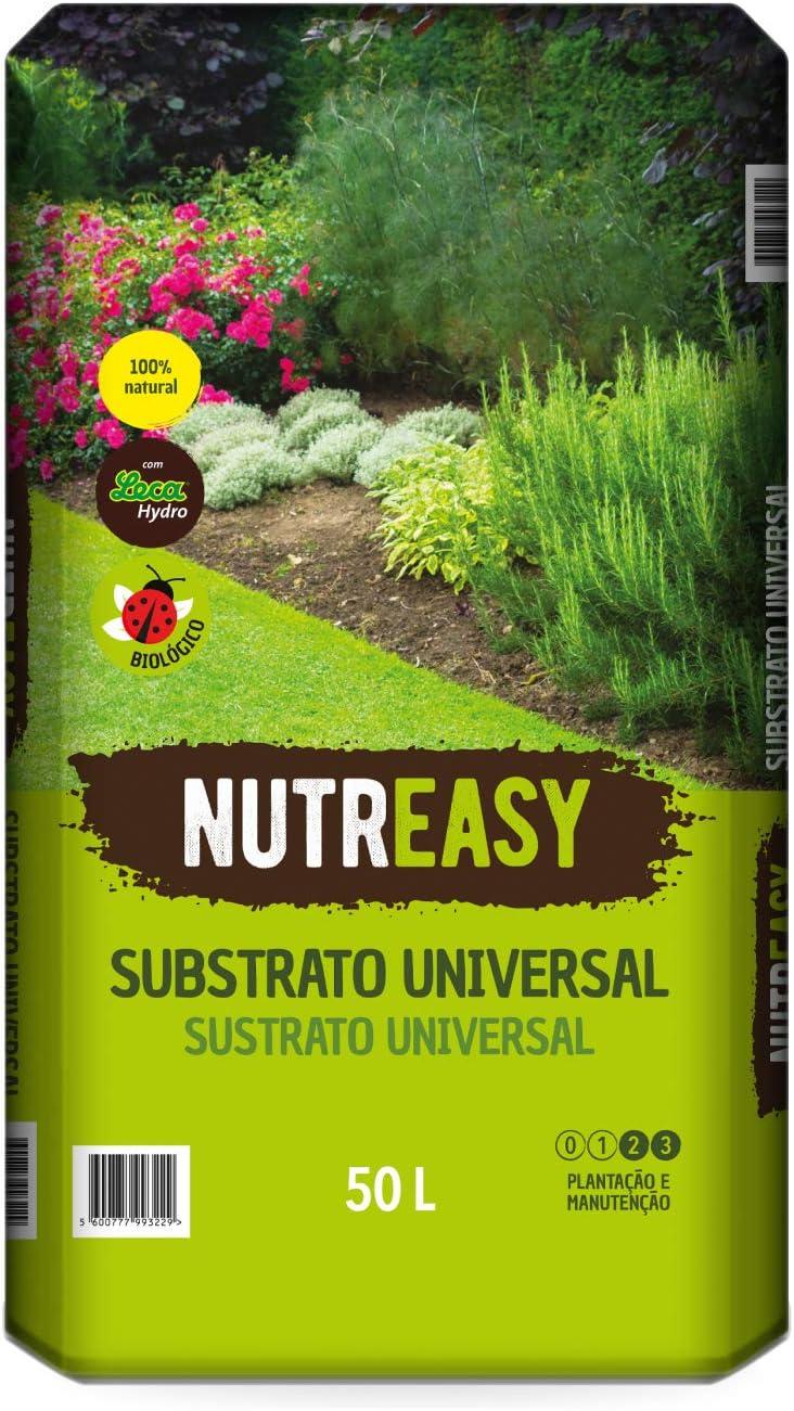 Nutreasy Sustrato Universal 50Lt Bio