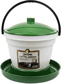 7 gallon poultry waterer