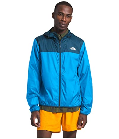 The North Face Cyclone 2 Hoodie (Blue Wing Teal/Clear Lake Blue) Men