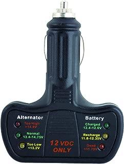 12V Battery/Alternator Tester from TNM