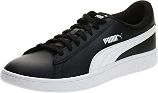 PUMA Smash V2 L, Baskets de Cross Mixte