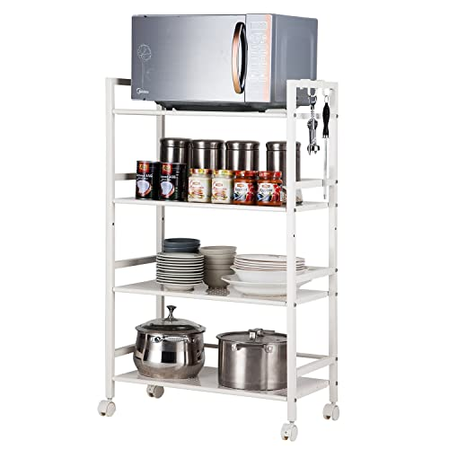 Kitchen Moving Shelves Amazon Com