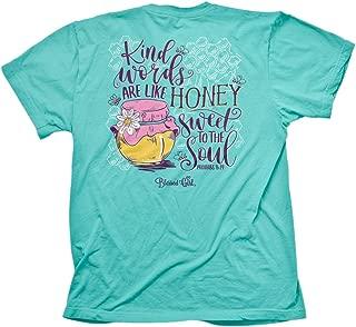 Women's T-Shirt HoneyCeladon