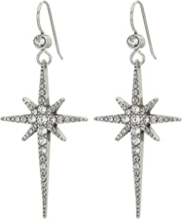 Stella French Wire Drop Earrings