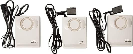 Instapark Water Leakage Detection Alarm and Sensor, Low Battery Alert