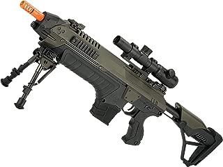 Evike CSI S.T.A.R. XR-5 FG-1508 Advanced Airsoft Battle Rifle (Color: OD Green)
