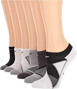 Everyday Cushion No Show Training Socks 6-Pair Pack