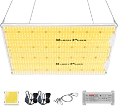 Grow Light Bloom Plus Grow Light BP4000 LED Grow Light 5x5ft Full Spectrum LED Grow Lights with Upgraded SMD LEDs(Includes...