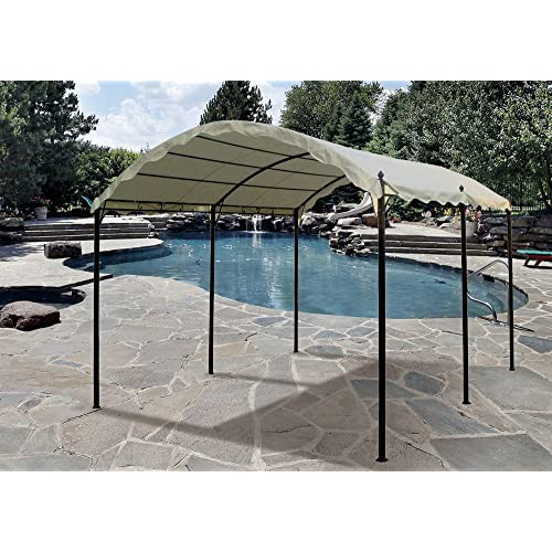 Gazebo In Ferro Battuto 3x4.Gazebo In Ferro Per Esterno Amazon It