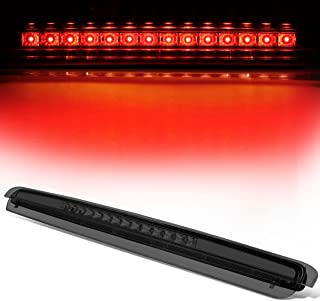 For Scion tC Full LED 3RD Third Tail Brake Light Rear Stop Lamp (Smoked)
