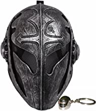 Gmask® Knights Templar Airsoft Full Face Protection Paintball Mask