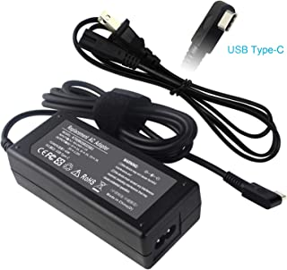 USB Type-C Laptop Charger for Lenovo Yoga 720 720-13IKB 720-13 730-13 730-13IKB 910 910-13IKB ThinkPad T480 T580 USB-C X1 Carbon 5th 6th Gen Tablet ADLX65YCC3D ADLX65YLC3D ADLX65YDC3D ADLX65YCC2A